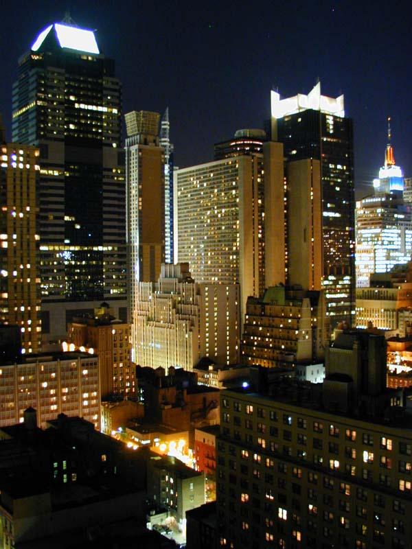 edison hotel new york: