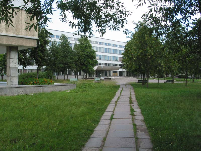 St Petersburg State University - Physics Department