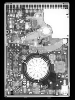 x-ray picture gallery | x-ray pictures of computer-related ...